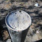 Фрезерная машина для удаления бетона из труб